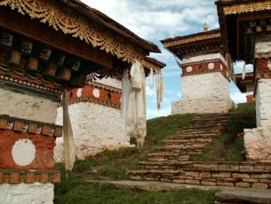COL DOCHU - BHOUTAN