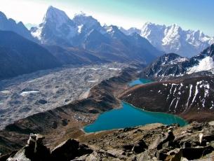 LAC DE GOKYO - NEPAL