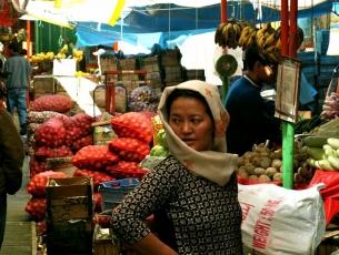 MARCHE DE TIMPHU - BHOUTAN