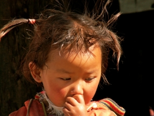 NEPAL-MUSTANG