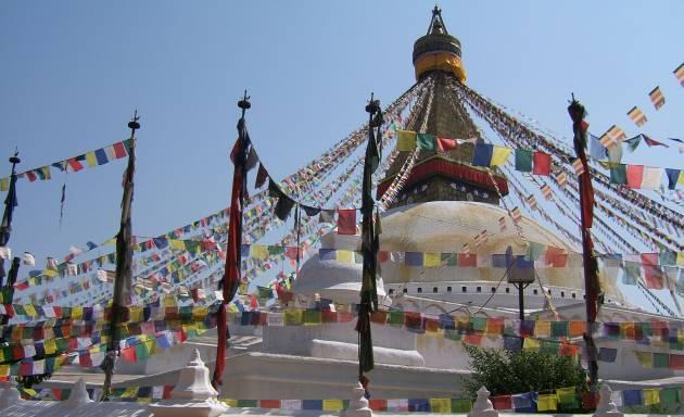 Partagez votre voyage au Népal !