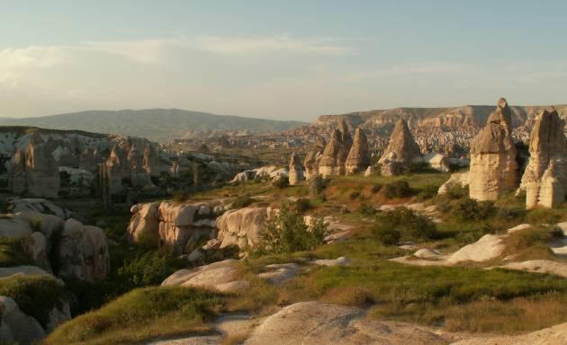 Le voyage culturel en Turquie