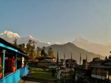 Népal - Balcons des Annapurnas