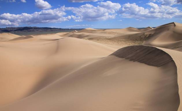 Trekking en Mongolie