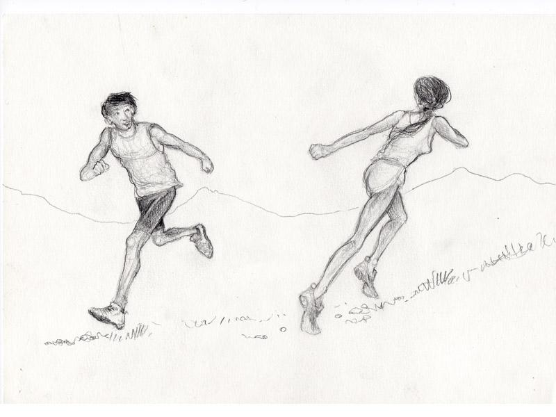 Activité marche sportive / running / trail