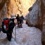 Randonnée aquatique Maroc
