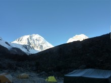 Mini-expédition au Pérou, Cordillère Blanche ou de Huayhuash