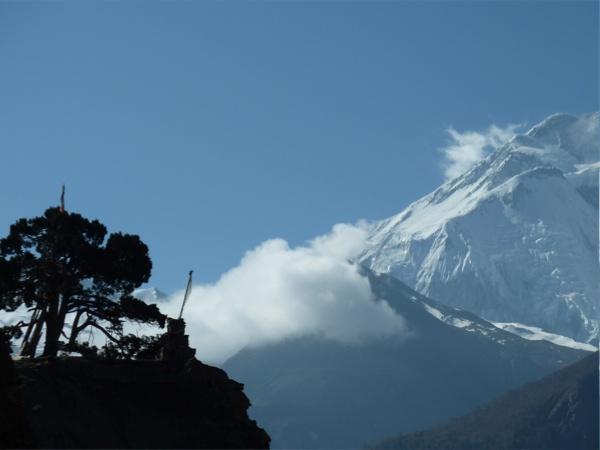 Mini-expédition au Naar Phu, Népal