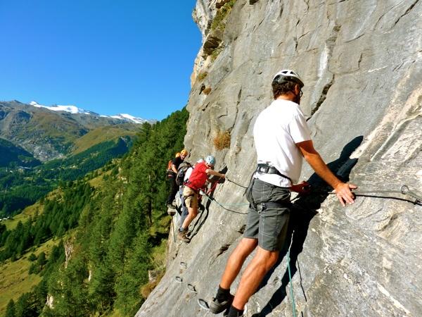 Via Ferrata Zermatt