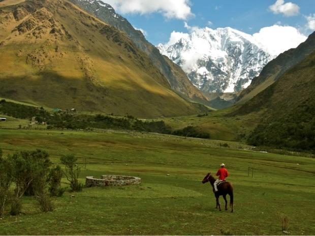 Trek du Salkantay, Pérou