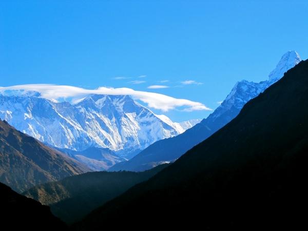 Les balcons de l'Everest, Népal