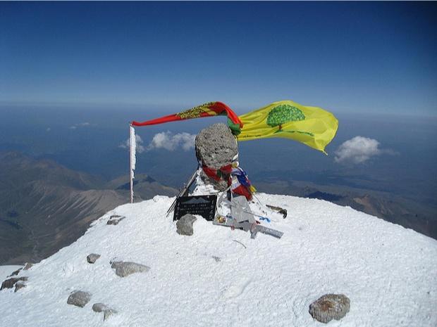 Sommet Mont Elbrouz