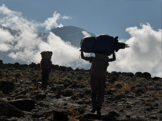 Ascension Kilimanjaro, Tanzanie