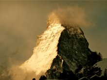 Le Mont Cervin ou Matterhorn
