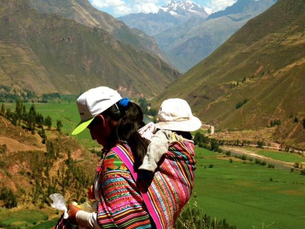 Près de Cuzco, Pérou