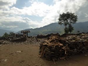 Kerung, Solu, Népal