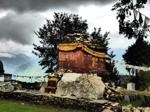 Monastère de Bandhar, Solu, Népal