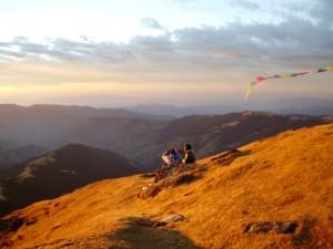 Sommet du Pike Peak, Solu, Népal